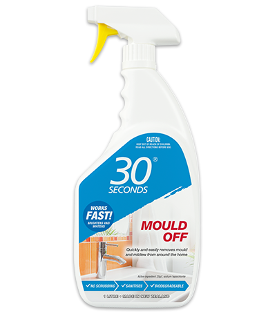 Mould Off. Products   30 Seconds